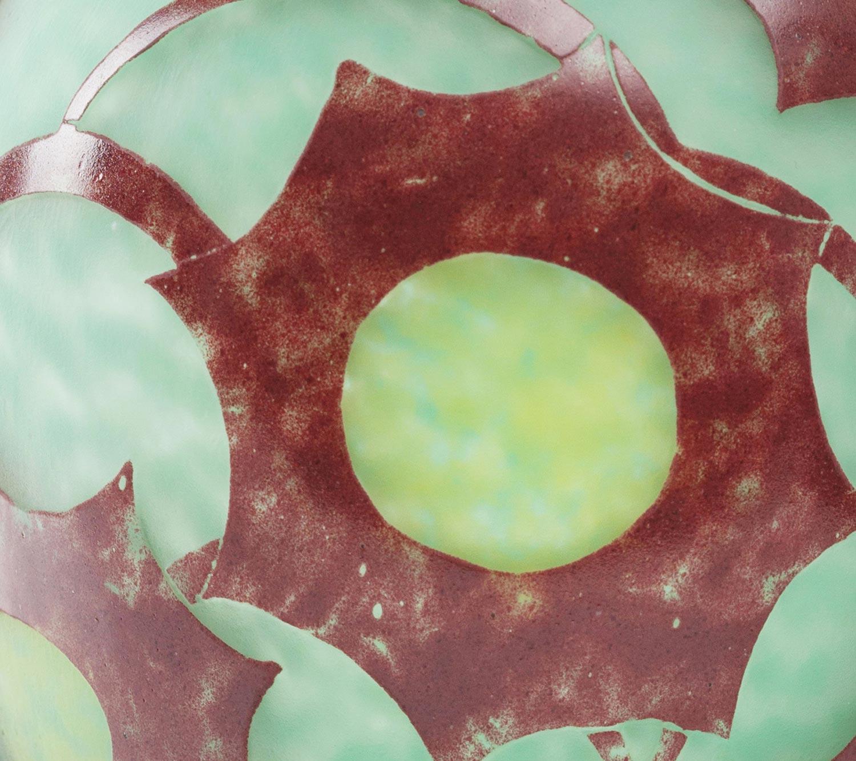 Vaso Art Nouveau, Donata Patrussi Firenze